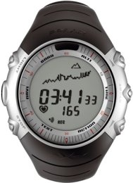 An example of sport instrument with heart rate monitor